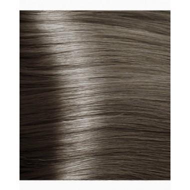 NA 6.1 темный пепельный  блонд, крем-краска для волос с кератином «Non Ammonia», 100 мл