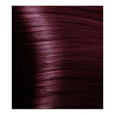 S 6.62 темный красно-фиолетовый блонд, крем-краска для волос с экстрактом женьшеня и рисовыми протеинами, 100 мл