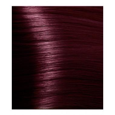 S 6.66 интенсивный темно-красный блонд, крем-краска для волос с экстрактом женьшеня и рисовыми протеинами, 100 мл