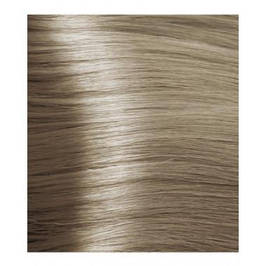 HY 9.1 Очень светлый блондин пепельный, крем-краска для волос с гиалуроновой кислотой, 100 мл