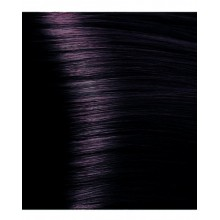 HY 1.2 Черный фиолетовый, крем-краска для волос с гиалуроновой кислотой, 100 мл