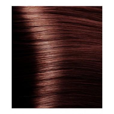 S 5.64 темный красно-медный, крем-краска для волос с экстрактом женьшеня и рисовыми протеинами, 100 мл