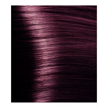 S 6.26 темный фиолетово-красный блонд, крем-краска для волос с экстрактом женьшеня и рисовыми протеинами, 100 мл