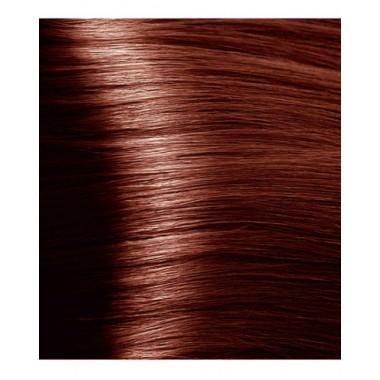 S 7.4 медно-коричневый блонд, крем-краска для волос с экстрактом женьшеня и рисовыми протеинами, 100 мл