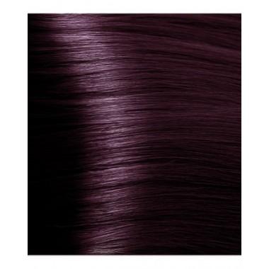 S 5.62 темный красно-фиолетовый, крем-краска для волос с экстрактом женьшеня и рисовыми протеинами, 100 мл