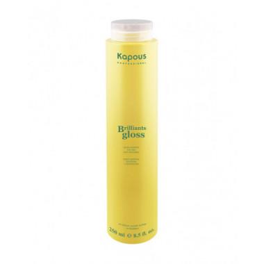 """Блеск-шампунь для волос """"Brilliants gloss"""""""
