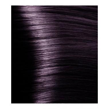 S 4.20 фиолетово-коричневый, крем-краска для волос с экстрактом женьшеня и рисовыми протеинами, 100 мл