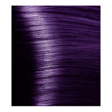 NA  02 Усилитель фиолетовый, крем-краска для волос с кератином «Non Ammonia», 100 мл