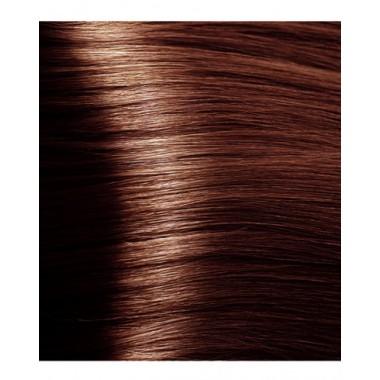 S 6.43 темный медно-золотой блонд, крем-краска для волос с экстрактом женьшеня и рисовыми протеинами, 100 мл