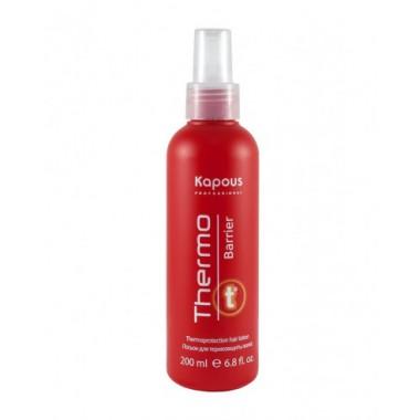 "Лосьон для термозащиты волос ""Thermo barrier"", 200 мл."