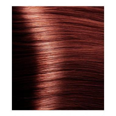 S 6.64 темный красно-медный блонд, крем-краска для волос с экстрактом женьшеня и рисовыми протеинами, 100 мл