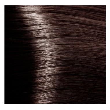 NA 6.8 капучино, крем-краска для волос с кератином «Non Ammonia», 100 мл