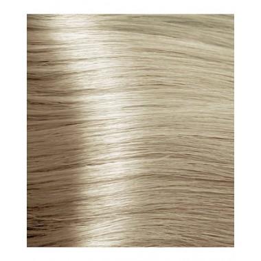 S 913 ультра светлый бежевый блонд, крем-краска для волос с экстрактом женьшеня и рисовыми протеинами, 100 мл