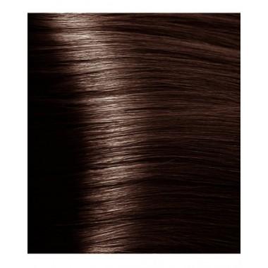S 4.85 коричневый махагон, крем-краска для волос с экстрактом женьшеня и рисовыми протеинами, 100 мл