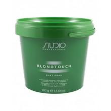 """Обесцвечивающий порошок для волос с экстрактом женьшеня и рисовыми протеинами """"Dust free"""", 500 г"""