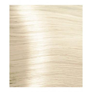 NA 912 ультра-светлый бежевый блонд, крем-краска для волос с кератином «Non Ammonia», 100 мл