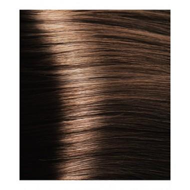 NA 6.3 темный золотистый блонд, крем-краска для волос с кератином «Non Ammonia», 100 мл