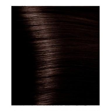 NA 3.53 Темный коричневый терракотовый, крем-краска для волос с кератином «Non Ammonia», 100 мл