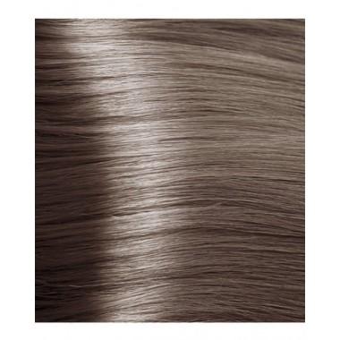 NA 8.23 светлый бежевый перламутровый блонд, крем-краска для волос с кератином «Non Ammonia», 100 мл