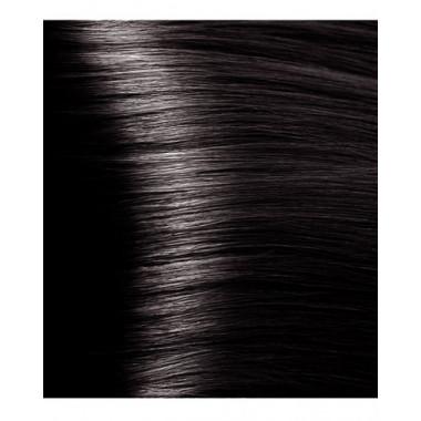 NA 4.8 какао, крем-краска для волос с кератином «Non Ammonia», 100 мл