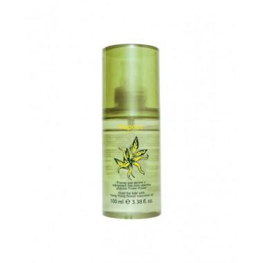 Флюид для волос с эфирным маслом цветка дерева Иланг-Иланг