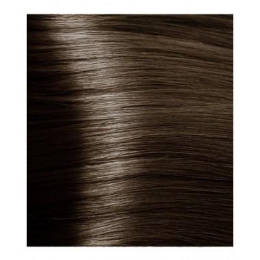 NA 6.11 темный интенсивно-пепельный блонд, крем-краска для волос с кератином «Non Ammonia», 100 мл