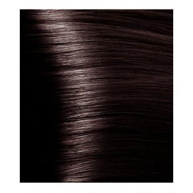 NA 4.4 медно-коричневый, крем-краска для волос с кератином «Non Ammonia», 100 мл