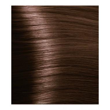 HY 6.35 Темный блондин каштановый, крем-краска для волос с гиалуроновой кислотой, 100 мл